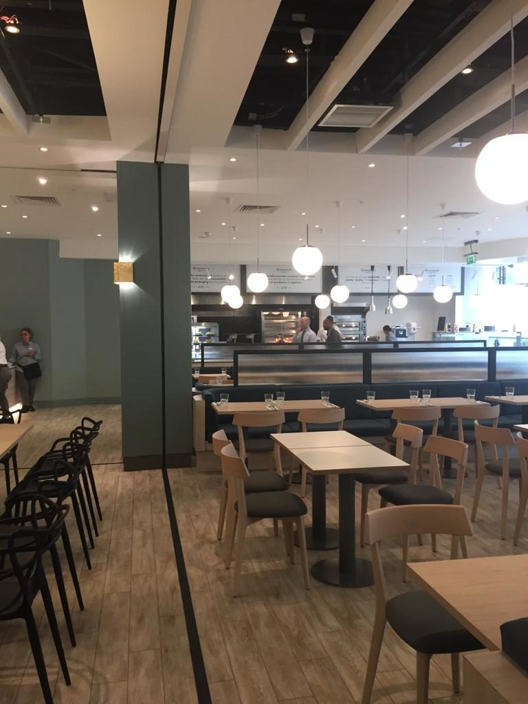 Luxurious high end restaurant refit in Ireland - shopfitting expertise, efficient, timely and great value